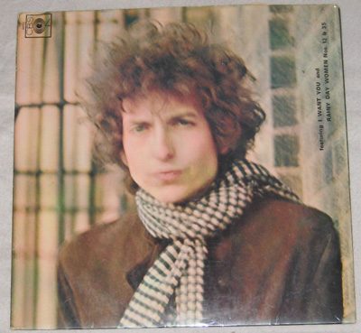 2LP, Bob Dylan, Blonde On Blonde