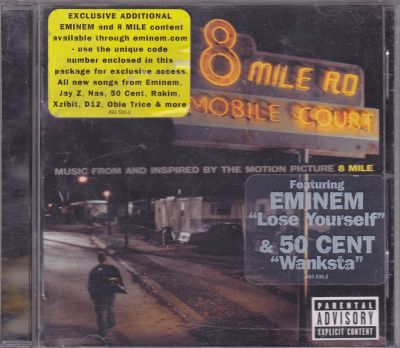 Various, Music from and inspired by the motion picture 8 mile Shady records
