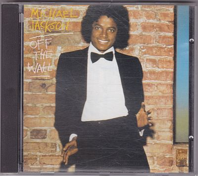 Michael Jackson, Off the wall Epic CDEPC83468