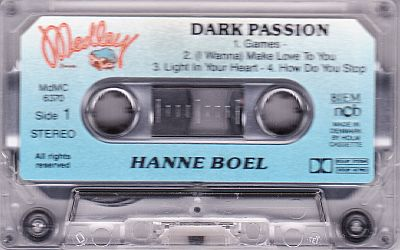 Hanne Boel, Dark Passion