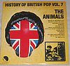 Animals History Of British Pop VOL. 7. EMI 6C 052 93331