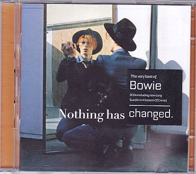 David Bowie, Nothing has changed - The very best of Parlophone 825646205745