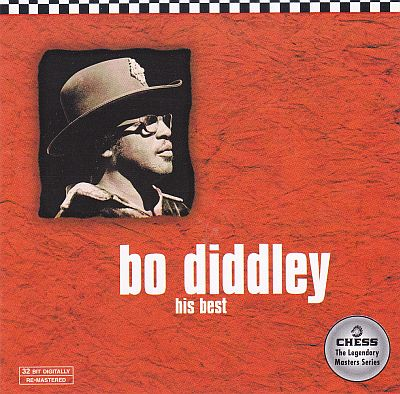CD, Bo Diddley, Bo Diddley - His best