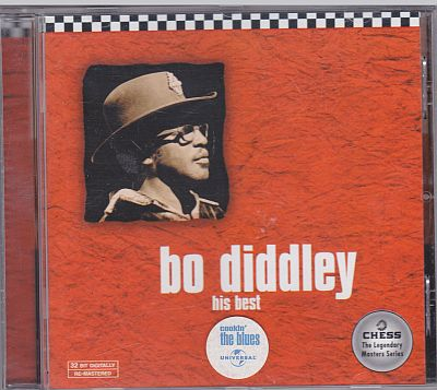 Bo Diddley, Bo Diddley - His best Chess 1125482