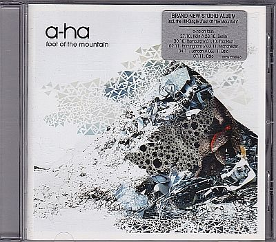 A-ha, Root of the mountain We Love Music 0-06025-2708998-0