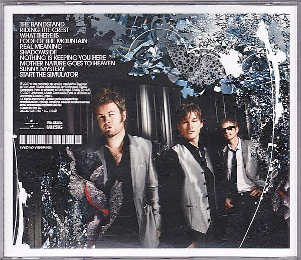 CD, A-ha, Root of the mountain 2009
