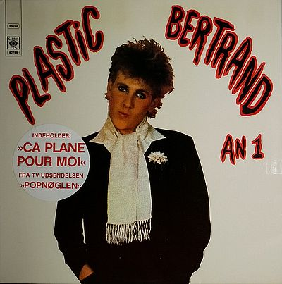 LP, Plastic Bertrand, An 1