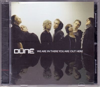 Dúné, We are in there you are out here Iceberg Records ICE-NGOR CD 100