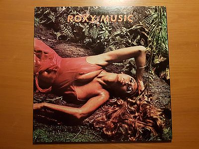 Roxy Music Stranded