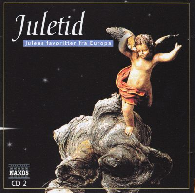 CD, Various artists, Juletid - Julens favoritter fra Europa