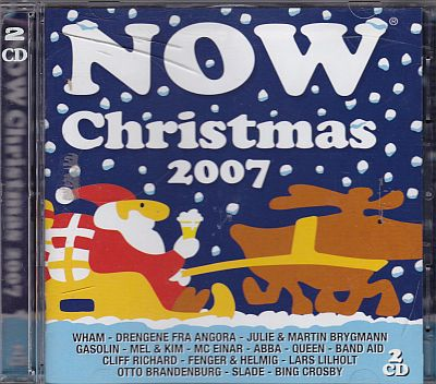 Various artists, Now Christmas 2007 Now Music 530 445 1