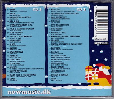 Various artists, Now Christmas 2007