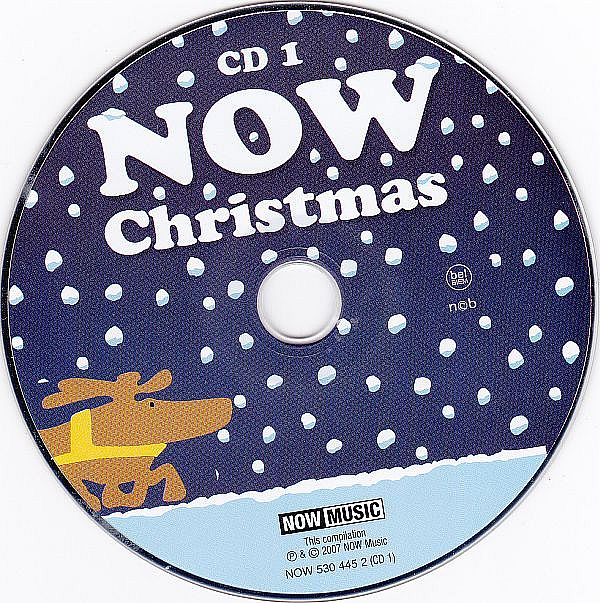 2CD, Various artists, Now Christmas 2007 2007