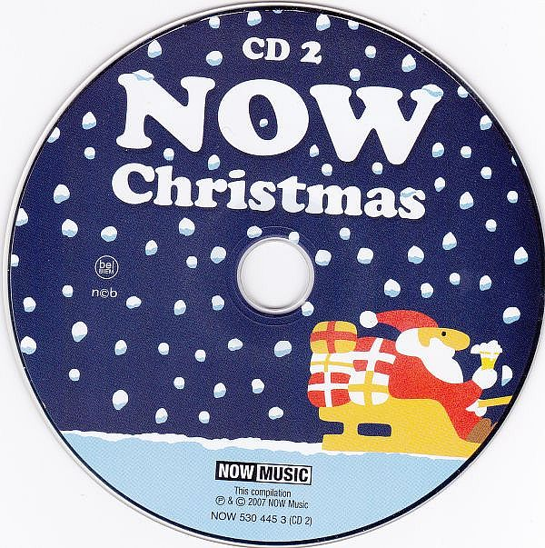 2CD, Various artists, Now Christmas 2007