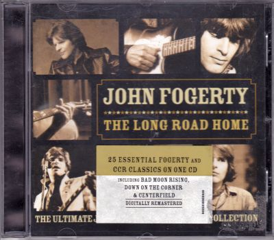John Fogerty (Creedence Clearwater Revival), The long road home Fantasy 0025218968928