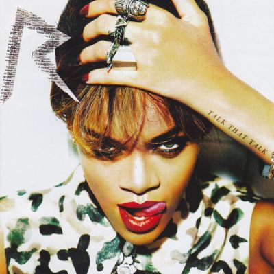 CD, Rihanna, Talk that talk