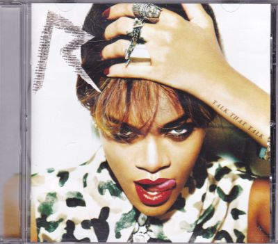 Rihanna, Talk that talk Def Jam  602527878409
