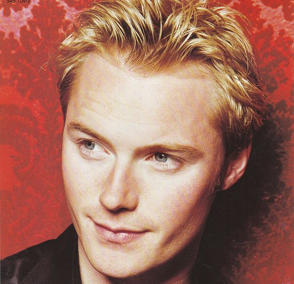 CD, Ronan Keating, Ronan