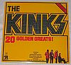 Kinks 20 Golden Greats Ronco RPL 2031