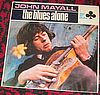 John Mayall The Blues Alone Ace Of Clubs SCL. 1243