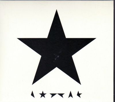 CD, David Bowie, Blackstar