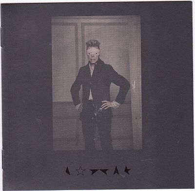 David Bowie, Blackstar Columbia 88875173862