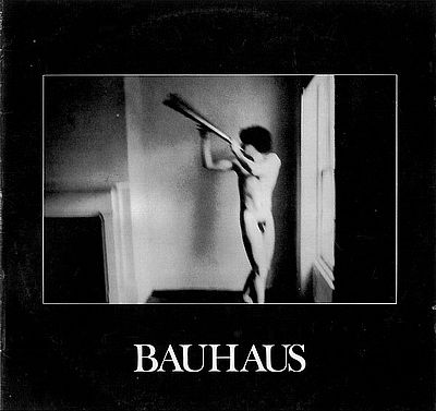 LP, Bauhaus, In The Flat Field