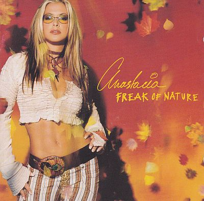 CD, Anastacia, Freak of nature