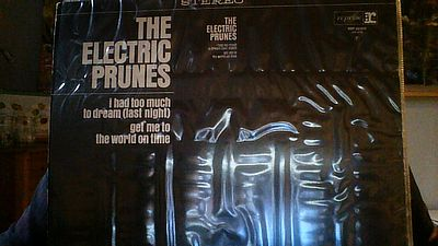 Electric Prunes I had too much REP 24033