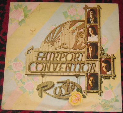 LP, Fairport Convention, Rosie