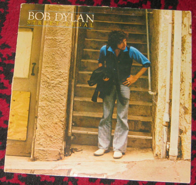 LP, Bob Dylan, Street-Legal
