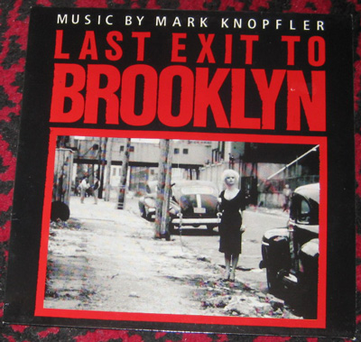 LP, Various, Last Exit To Brooklyn Music By Mark Knopfler