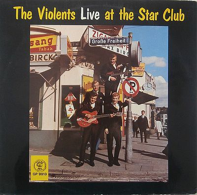 LP, Violents, Live At The Star Club