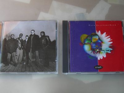 Dave Matthews Band Crash & Everyday (2 cds)