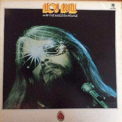 LP, Leon Russell, Leon Russell And The Shelter People