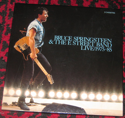 MC, Bruce Springsteen & E Street Band, Live/1975-85