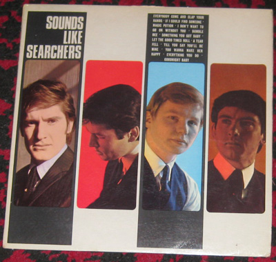 LP, Searchers, Sounds Like Searchers