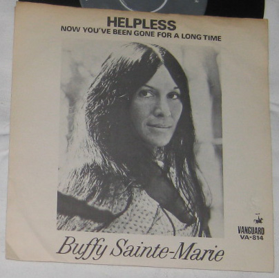 7, Buffy Sainte-Marie, Helpless