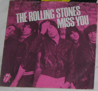 7, Rolling Stones, Miss You