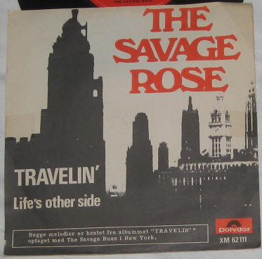 7, Savage Rose, Long Before I Was Born