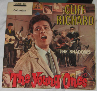 EP, Cliff Richard And The Shadows, The Young Ones