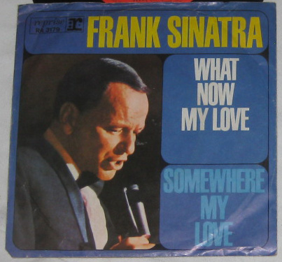 7, Frank Sinatra, What Now My Love