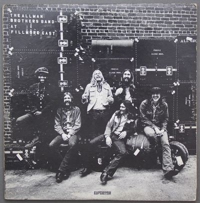 Allman Brothers Band The Allman Brothers Band At Fillmore East