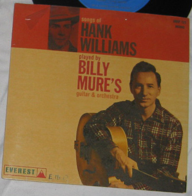 EP, Billy Mure