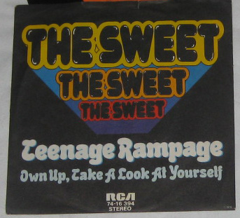 7, Sweet, Teenage Rampage