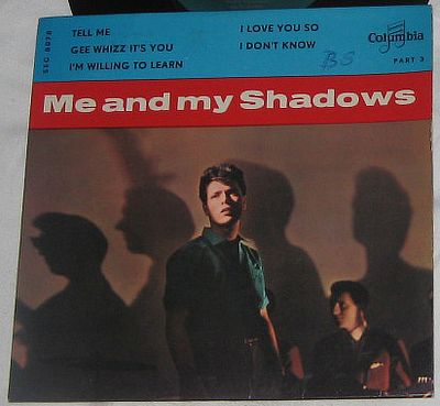 EP, Cliff Richard And The Shadows, Me And My Shadows No 3