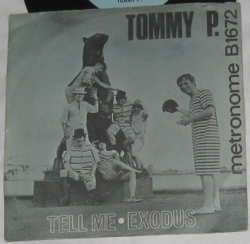 7, Tommy P, Tell Me
