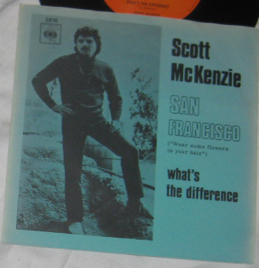 7, Scott McKenzie, San Francisco
