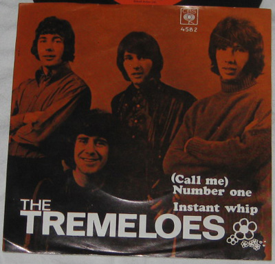 7, Tremeloes, (Call Me) Numper One