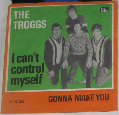 7, Troggs, I Can